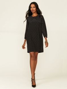 Scalloped Silk Tunic by Tocca on Gilt.com