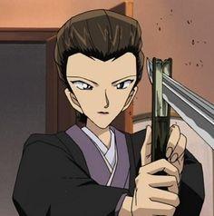 Shizuka Hattori - Heiji Hattori's mother (Detective Conan)
