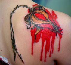cool creepy pink floyd tattoo batgirlbecky