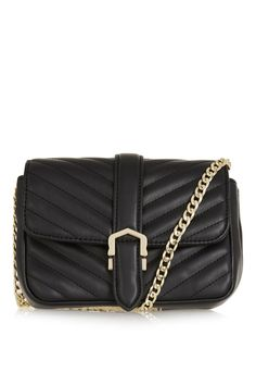 MAGIC Quilted Crossbody Bag