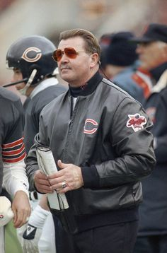 Mike Ditka...those were the days