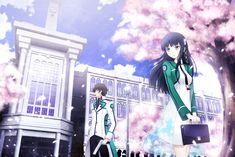 The Irregular at Magic High School - Tatsuya Shiba and Miyuki Shiba