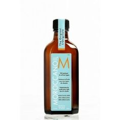 """M Moroccan Oil, $15 from Amazon 