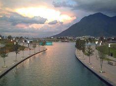 Santa Lucia, Monterrey, Mexico