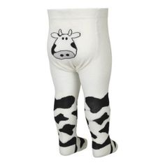 Fizter tights, cow
