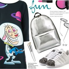 Women's Backpacks and Cool Sneakers Combos