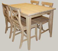 Koivupöytä 120x80, useita eri kokoja #pöytä #sisustus