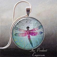 Dragonfly Pendant $8.00