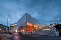 3XN: centro culturale Plassen