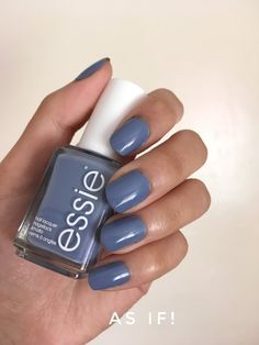 Essie 2017 Fall Collection - As If!