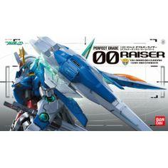 Bandai PG 1/60 Gundam 00 Raiser Perfect Grade Model Kit  Bandai PG 1/60 Gundam 00 Raiser Perfect Grade Model Kit ...
