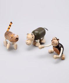 anamalz | wooden animals