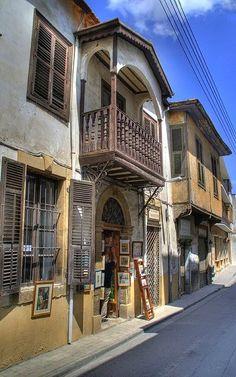 Nicosia old town, Cyprus   by sweenpole2001