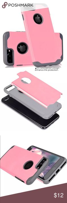 iPhone 7 Plus Case New. Add a glass screen protector for $5 Accessories Phone Cases