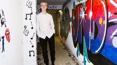 16-årige Marius: Det er grineren at lave bestyrelsesarbejde | Gentofte | DR