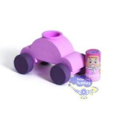 Fusca Auto Blocos, Coleção Auto Blocos Fusca Hergg Brinquedos, Brinquedos Hergg