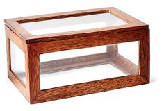 Coconut-tree Wood Box. Was on OneKingsLane.com, but sold out.