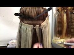 Sew in hair extensions sewing hair and in pmusecretfo Image collections