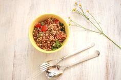 Wir haben Quinoa-Salat gezaubert und verraten euch im Magazin unser Lieblingsrezept.