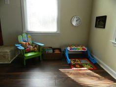 Setting Up a Montessori Home Part 3 {Montessori Home on a Budget}