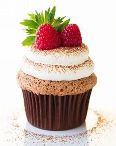 gorgeous chocolate cupcakes