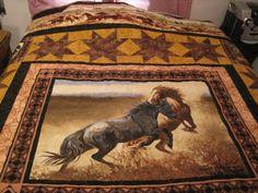 Horse Quilt | A Fabulous Fat Quarter | Fabulous Customer Creations