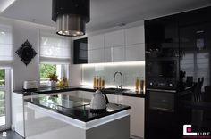 Kuchnia styl Glamour - zdjęcie od CUBE Interior Design - Kuchnia - Styl Glamour - CUBE Interior Design