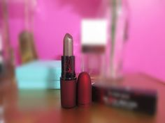 "Queen Ashley: M.A.C ""Viva Glam Rihanna 2"" lipstick"