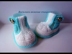 Crochet baby shoes beginner 51 ideas for 2019 Crochet Baby Sandals, Crochet Baby Boots, Knitted Booties, Crochet Shoes, Crochet Slippers, Baby Booties, Crochet Socks Pattern, Knit Baby Dress, Baby Slippers