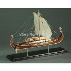 [ 19% OFF ] Classic Wooden Scale Sailing Boat Wood Scale Ship 1/50 Viking Ships Scale Assembly Model Ship Building Kit Scale Boat Ship
