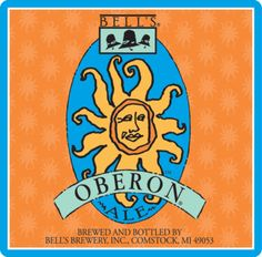Bell's Oberon from Michigan