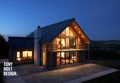 Dairy Farm Lodge, by Tony Holt Design (@Tony Gebely Holt)