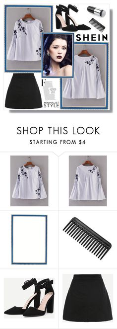 """""""SheIn XXXVII/1"""" by s-o-polyvore ❤ liked on Polyvore featuring Haffke"""