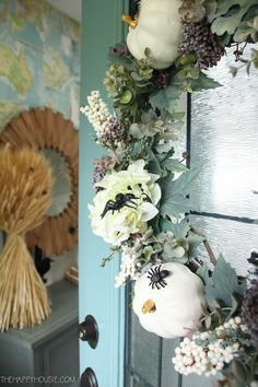 Easy Elegant Dollar Store Halloween Decor Ideas & Mini Home Tour