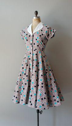 1940s Future Moves dress, $144    https://www.etsy.com/listing/100424306/1940s-dress-40s-dress-future-moves-dress
