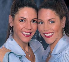 Twins, Debbie & Lisa Ganz, '88 & '89, respectively earned bachelor's in Rhetoric and Communications before launching their talent agency exclusively for twins and multiples.
