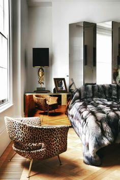 Interiors || Angela Dunn's London Home