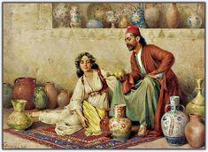 Francesco Ballesio (1860 - 1923) | İtalyan Ressam - Forum Gerçek