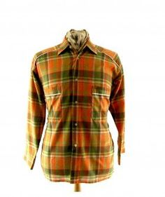 Vintage 70s shirt vintage 70s shirts pinterest 70s shirts orange and green 70s shirt sciox Image collections