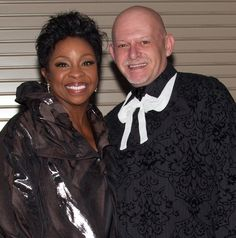 Gladys Knight, February 14, 2010, at the Van Wezel Performing Arts Hall, Sarasota, Florida