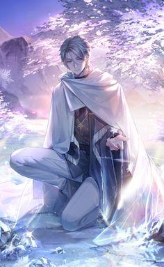 Cool Anime Guys, Handsome Anime Guys, Hot Anime Boy, Chica Anime Manga, Kawaii Anime, Anime Art, Cute Anime Character, Character Art, Magic Anime