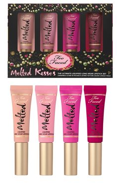 Too Faced What Pretty Girls Are Made Of for Holiday 2014