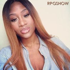 Freaking amazing with RPGshow ombre locks