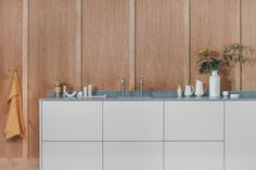 It's surprisingly easy to transform standard IKEA kitchen cabinets with customised doors and drawer fronts. Here are six of the best companies to help. Ikea Kitchen Drawers, Ikea Kitchen Design, Ikea Kitchen Cabinets, Kitchen Cabinet Colors, Interior Design Kitchen, Kitchen Ideas, Kitchen Planning, Ikea Furniture, Küchen Design