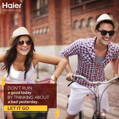 Here is your dose of #WednesdayWisdom from #HaierIndia