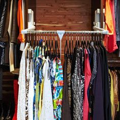 another great space saving idea for our small closet
