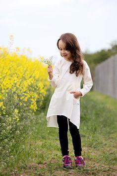 Tunika Creamy Pocket od www.snowyowl.pl