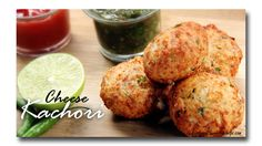 Cheese Kachori Recipe|Stuffed Cheese Kachori Recipe |Indian Snack Recipe