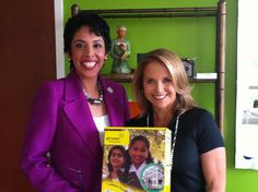 Girl Scouts CEO Anna Maria Chavez