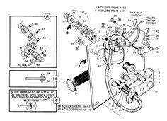 Electric EZGO golf cart wiring diagrams Golf Cart Golf